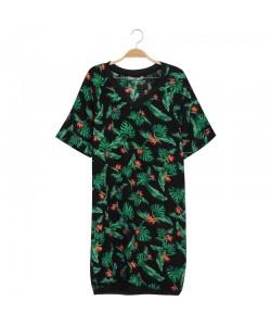 Egzotyczna sukienka  WYQ-7945 zieleń