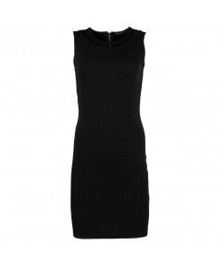 Dopasowana sukienka WYQ-9803 czarna