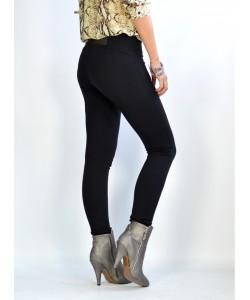 Elastyczne spodnie SP13 czarne