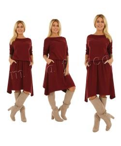 Oryginalna sukienka M906 Cztery kolory