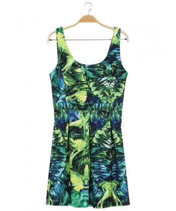 Odjazdowa sukienka WYQ-8483 multikolor