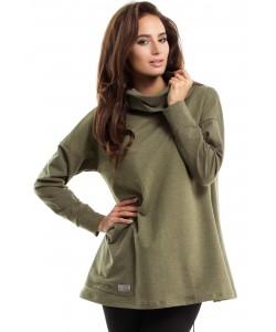 Bluza z kominem MOE260 Trzy kolory