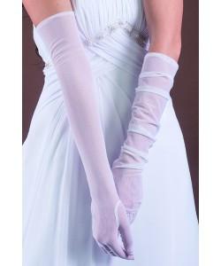 Rękawiczki ślubne R23