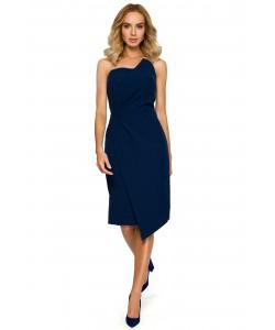 Sukienka o asymetrycznym kroju