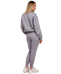 Spodnie dresowe Stalowe
