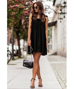 Uniwersalna sukienka damska Andi czarna