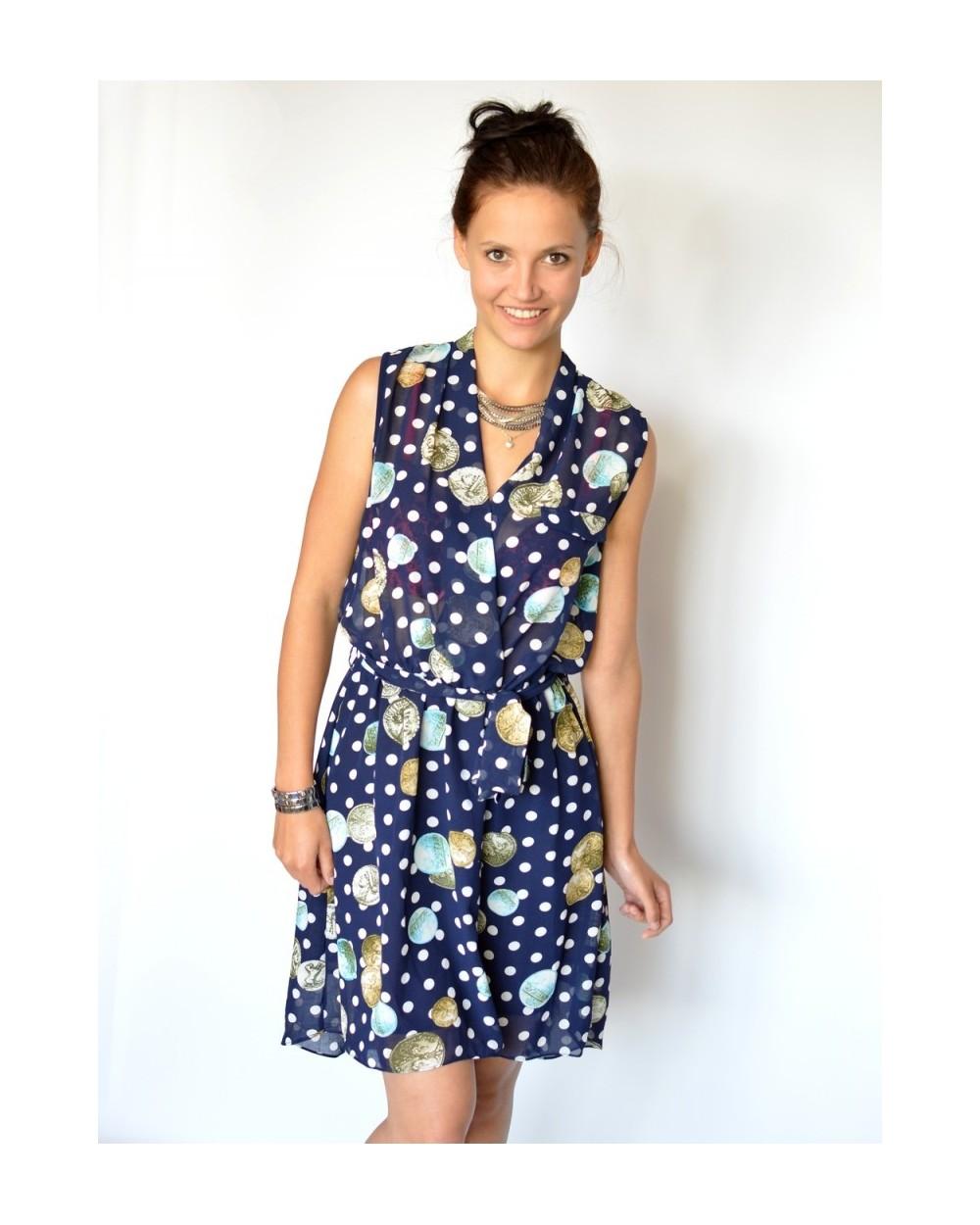 288add4441 Kobiety kochają letnie sukienki. Za co  Otóż pięknie podkreślają kobiecość