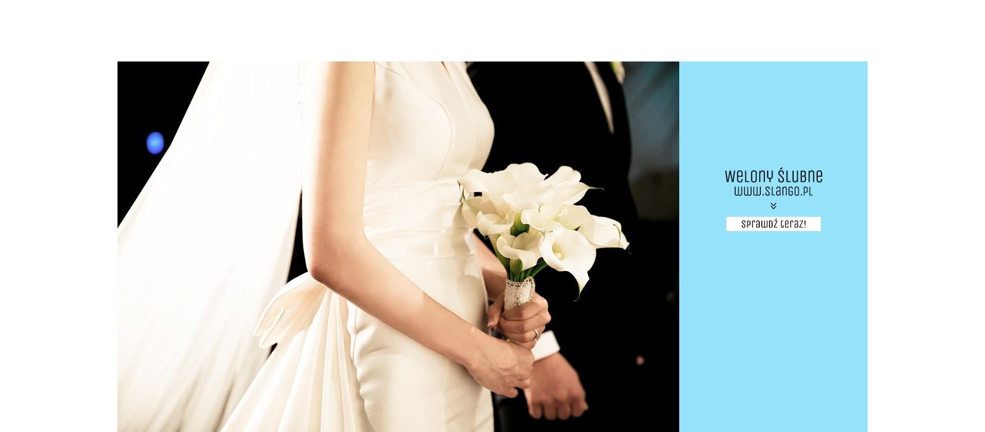 Welony ślubne — sprawdź teraz!