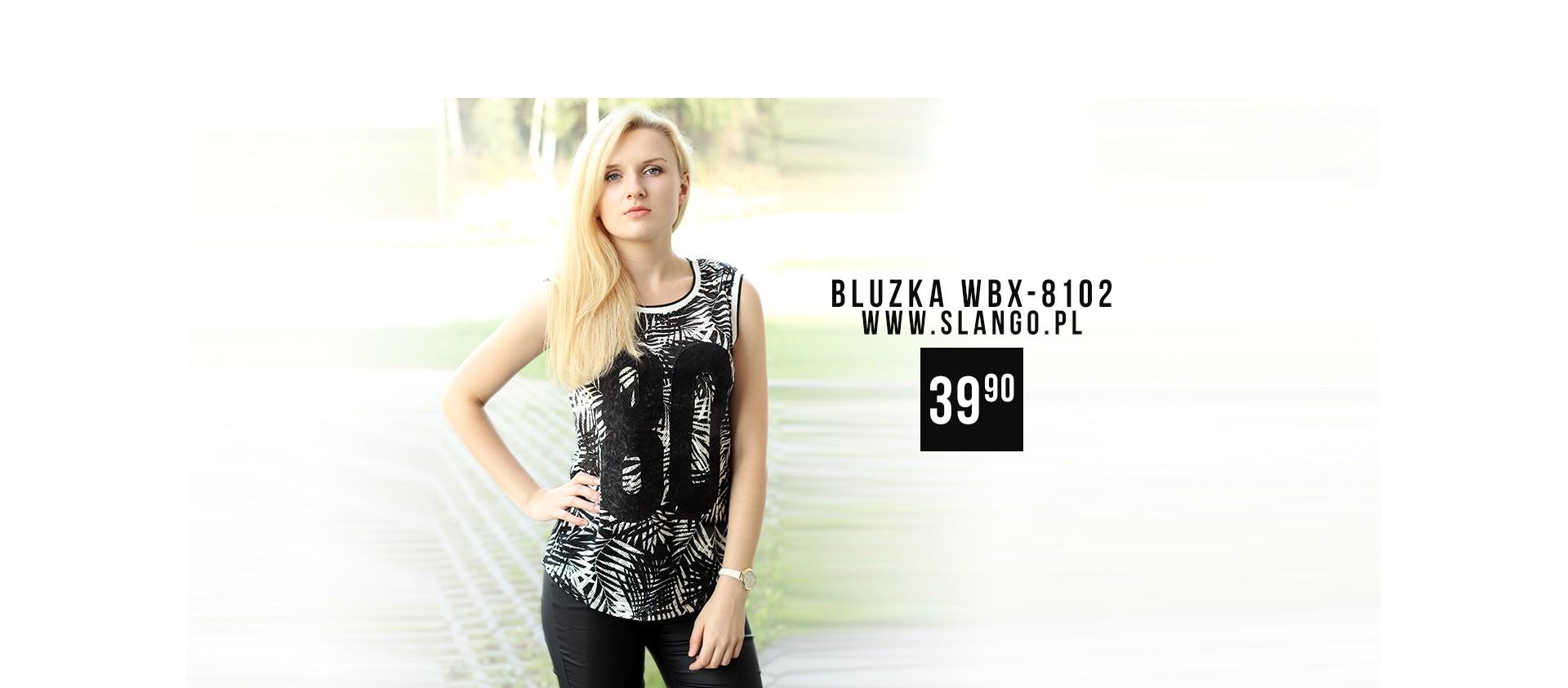 Bezrękawnik sportowy WBX-8102 czarny